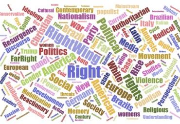 Word cloud of RWS conference papers