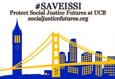 Logo for Save ISSI campaign