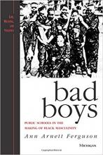 Cover of Bad Boys: Public Schools in the Making of Black Masculinity