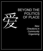 Cover of Beyond Politics of Place: New Directions in Community Organizing