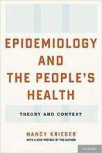 Cover of Epidemiology and the People's Health: Theory and Context