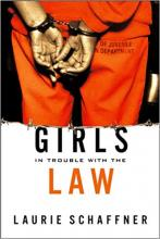 Cover of Girls in Trouble with the Law