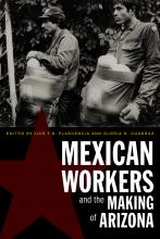 Cover of Mexican Workers And The Making Of Arizona