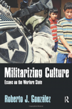 Cover of Militarizing Culture: Essays on the Warfare State