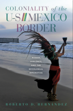 Cover of Coloniality of the US/Mexico Border: Power, Violence, and the Decolonial Imperative
