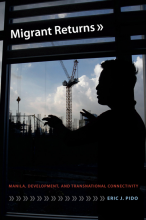 Cover of Migrant Returns: Manila, Development, and Transnational Connectivity
